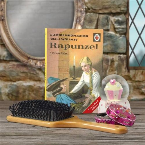Personalised Rapunzel: A Ladybird Book